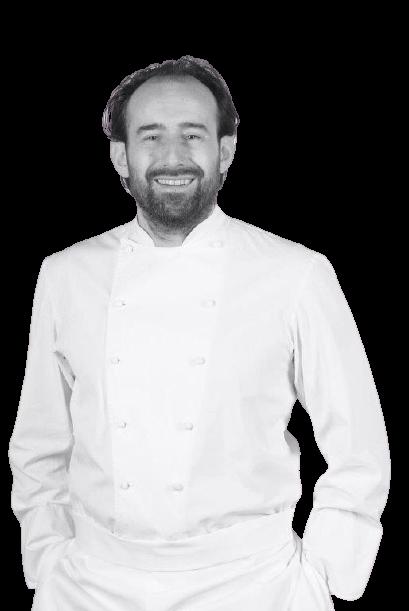 Chef Luca Tomasicchio